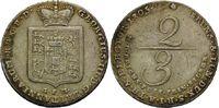 2/3 Taler 1805 GFM, Hannover, Georg III., 1760-1820, fein.Haarl., Kr., ... 65,00 EUR kostenloser Versand