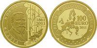 100 Euro 2011, Belgien, 150. Geburtstag von Victor Horta, Architekt, fe... 775,00 EUR kostenloser Versand