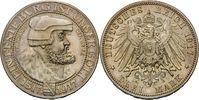 3 Mark 1917 E, Sachsen, Friedrich August I...