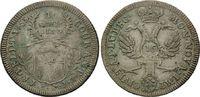 16 Schilling 1758 JJJ, Lübeck, Stadt, f.ss  75,00 EUR kostenloser Versand