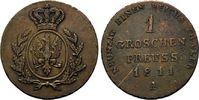 Groschen 1811 A, Preussen, Friedrich Wilhelm III., 1797-1840, ss+  45,00 EUR kostenloser Versand