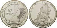 10 Euro 2012, Frankreich, Große Schiffe Frankreichs, Segelschiff L´Herm... 34,00 EUR kostenloser Versand