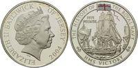 5 Pfund 2004, Jersey, Geschichte der Royal Navy, Segelschiff HMS Victor... 32,00 EUR kostenloser Versand