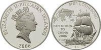 5 Dollars 2006, Pitcairn, Geschichte der Seefahrt, Segelschiff 'Göthebo... 45,00 EUR kostenloser Versand