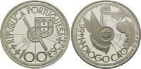 100 Escudos 1987, Portugal, Entdecker, Bark und Kompass, Karte Südwesta... 19,00 EUR kostenloser Versand