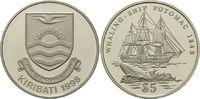 5 Dollars 1998, Kiribati, Geschichte der Seefahrt, Walfangschiff Potoma... 79,00 EUR kostenloser Versand