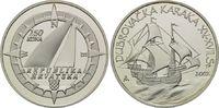 150 Kuna 2007, Kroatien, Geschichte der Seefahrt, Segelschiff, Karacke ... 59,00 EUR kostenloser Versand
