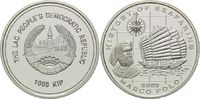 1000 Kip 2003, Laos, Geschichte der Seefahrt, Marco Polo - Dschunke, PP  26,00 EUR kostenloser Versand