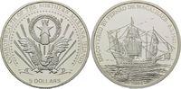 5 Dollars 2004, Marianen Inseln, Geschichte der Seefahrt, Segelschiff v... 39,00 EUR kostenloser Versand