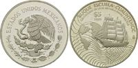 5 Pesos 1999, Mexico, Geschichte der Seefahrt, Segelschulschiff Cuauhte... 32,00 EUR kostenloser Versand