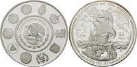 5 Pesos 2003, Mexico, Geschichte der Seefahrt, Galeone, Schiffahrt Rout... 36,00 EUR kostenloser Versand