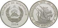 1000 Meticais 2004, Mosambik, Geschichte der Seefahrt, Segelschiff Sao ... 39,00 EUR kostenloser Versand