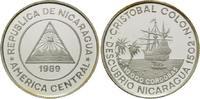 10.000 Cordobas 1989, Nicaragua, Geschichte der Seefahrt, Santa Maria v... 46,00 EUR kostenloser Versand