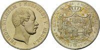 Doppeltaler 1855, Hessen-Kassel, Kurfürst Friedrich Wilhelm I., 1847-18... 560,00 EUR kostenloser Versand