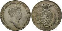 Taler 1811, Nassau, Fürst Friedrich Wilhelm, 1788-1816, kl.Stf., l.dez.... 580,00 EUR kostenloser Versand
