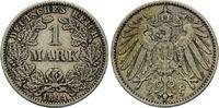 Mark 1900 J, Deutsches Kaiserreich, Kleinmünze, ss  18,00 EUR  zzgl. 6,40 EUR Versand