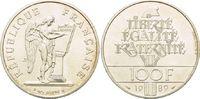 100 Francs 1989, Frankreich, 200 Jahre französische Revolution, Stehend... 15,00 EUR  zzgl. 6,40 EUR Versand