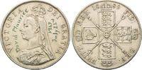 2 Forint 1889, Großbritannien, Doppelter Forint mit eingravierten Hochz... 19,90 EUR  zzgl. 6,40 EUR Versand