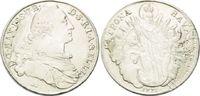 1 Taler 1775 A Bayern, Maximilian III Joseph, Madonnentaler, Amberg, Ju... 55,00 EUR kostenloser Versand