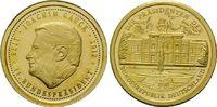 Medaille 2012, Deutschland, Bundespräsident Joachim Gauck, winz.Rdf., o... 40,00 EUR  zzgl. 6,40 EUR Versand