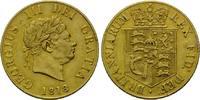 1/2 Sovereign 1818, Großbritannien, Georg III., 1760-1820, ss  535,00 EUR kostenloser Versand
