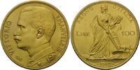 100 Lire 1912 R, Italien, Vittorio Emanuele III., 1900-1946, fein.Haarl... 6820,00 EUR kostenloser Versand