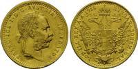Dukat 1915, Österreich, Haus Habsburg, Franz Joseph I., 1848-1916, Nach... 290,00 EUR kostenloser Versand