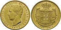 5000 Reis 1871, Portugal, Ludwig I., 1861-1889, kl.Kr., fein.Haarl., vz... 780,00 EUR kostenloser Versand