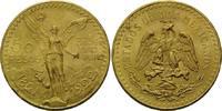 50 Pesos 1922, Mexiko, Centenario, Kr., kl. Rdf., vz+  1750,00 EUR kostenloser Versand