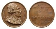 Br.-Medaille 1823 Musik, SACCHINI, ANTONIO MARIA GASPARO. *1730, +1786,... 43,00 EUR  zzgl. 6,40 EUR Versand