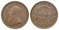 Penny 1898, Südafrika Zuid Afrikaansche Republiek, 1852-1910, vz  26,00 EUR  zzgl. 6,40 EUR Versand