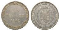 Hessen-Kassel, Taler 1842 ss/vz Wilhelm II. und Friedrich Wilhelm, 1831-... 125,00 EUR  zzgl. 6,40 EUR Versand