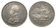 Taler 1818 A Preussen, Friedrich Wilhelm III., 1797-1840, ss  125,00 EUR kostenloser Versand