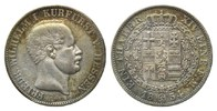 Taler 1854, Hessen-Kassel, Friedrich Wilhelm I., 1847-1866, ss-vz  265,00 EUR kostenloser Versand