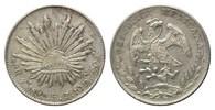 8 Reales 1893 Zs-FZ Mexiko, Republik, seit 1821, vz  55,00 EUR kostenloser Versand