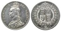 Halfcrown, 1887, Grossbritannien, Victoria, 1837-1901, vz  138,00 EUR119,00 EUR kostenloser Versand
