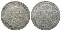 Konventionstaler 1775 WK Brandenburg-Ansbach, Christian Friedrich Karl ... 295,00 EUR kostenloser Versand