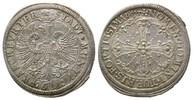 Gulden zu 60 Kreuzern 1693, Frankfurt, Stadt, ss-vz  295,00 EUR kostenloser Versand