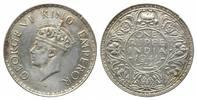 Rupie 1941, Indien, Georg VI., 1936-1952, vz, f.Kr.  29,00 EUR kostenloser Versand