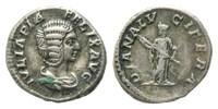 AR Denar, nach 218, Röm. Reich, Julia Domna, Gemahlin des Septimius Sev... 55,00 EUR kostenloser Versand