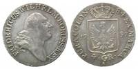 4 Groschen 1797 A Brandenburg-Preussen, Friedrich Wilhelm II., 1786-179... 86,00 EUR kostenloser Versand