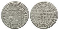 II Groschen =1/12 Taler 1653, Brandenburg-Preussen, Friedrich Wilhelm d... 45,00 EUR kostenloser Versand