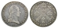 1/4 Kronentaler 1797 B, Haus Habsburg, Franz II. (I.), 1792-1835, ss  43,00 EUR kostenloser Versand