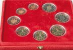 Euro-Kursmünzensatz 2006 Monaco, Albert II., seit 2005, O.-Etui, Zertif... 460,00 EUR