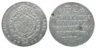 32 Schilling 1763 Mecklenburg-Schwerin, Friedrich, 1756-1785, ss  145,00 EUR  zzgl. 6,40 EUR Versand