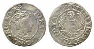 Groschen (=3 Kreuzer) 1534, Haus Habsburg, Ferdinand I., ab 1526 König,... 95,00 EUR kostenloser Versand