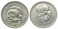 Mexiko, Peso 1947-1948,  vz-st 350 Jahre Post, 18,00 EUR 