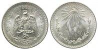 Mexiko, Peso 1940,  st Adler, 18,00 EUR 