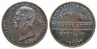 Neuseeland, Cu-Penny Token o.J.,   behandelt, ss-vz Firma S Hague Smith,... 150,00 EUR