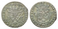 D&auml;nemark, 12 Skilling 1716 BH, Rendsburg,  ss Frederik IV., 1699-1730, 70,00 EUR 